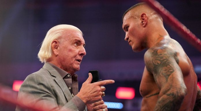 Randy Orton & Ric Flair