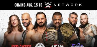Indie content airing on the WWE Network