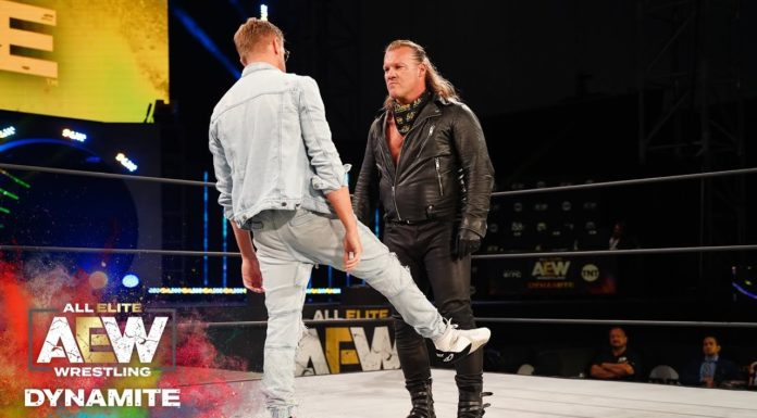 Chris Jericho vs Orange Cassidy