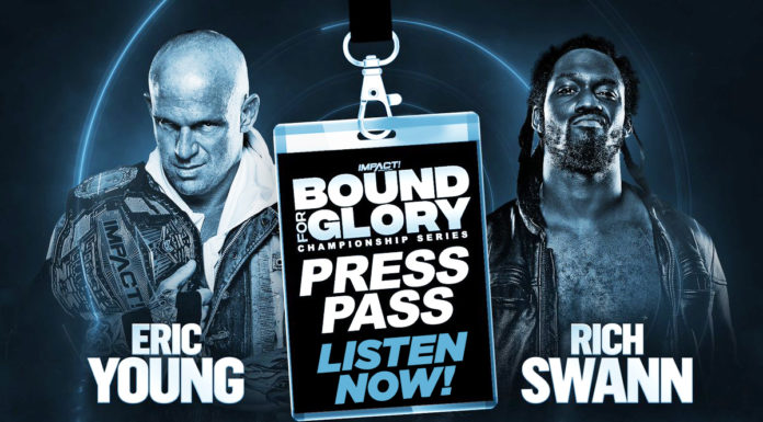 Eric Young vs Rich Swann