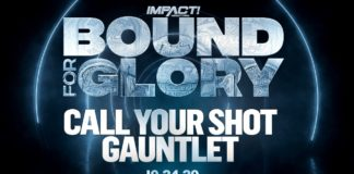 Bound For Glory Gauntlet Match