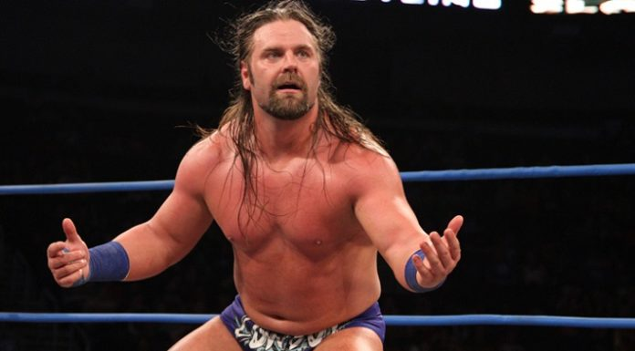James Storm spent almost 15 years in TNA
