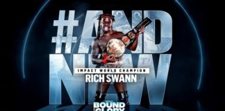 Rich Swann became the new Impact World Champion at Bound For Glory