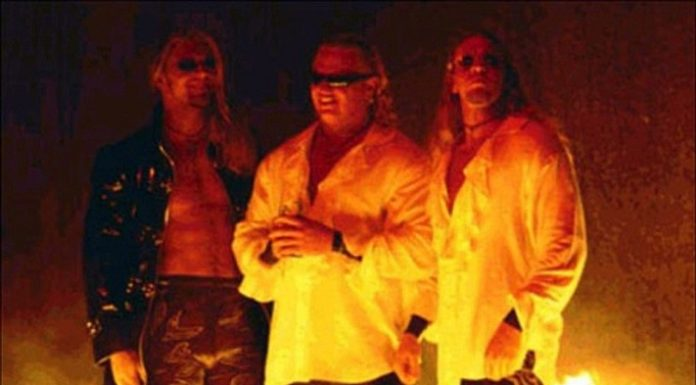 Gangrel was the leader of the Brood