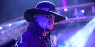 The Undertaker big his Final Farewell at Survivor Series