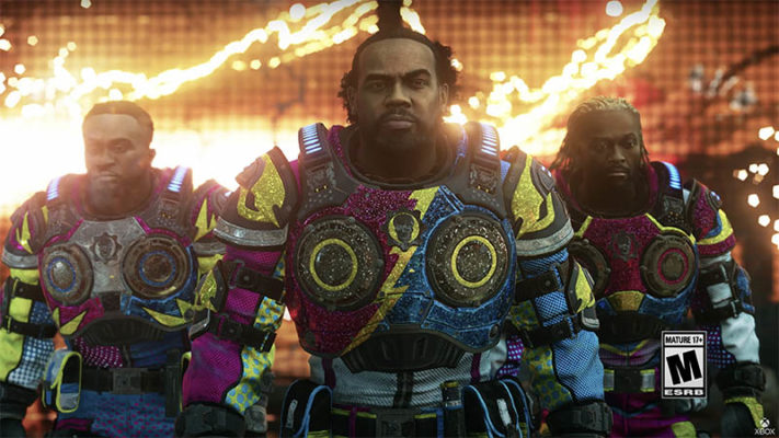 New Day Gears 5