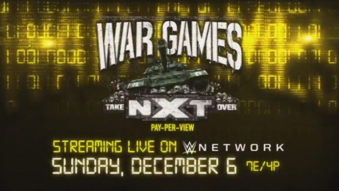 Watch WWE NxT TakeOver: Wargames 2020 12/6/20 – 6 December 2020