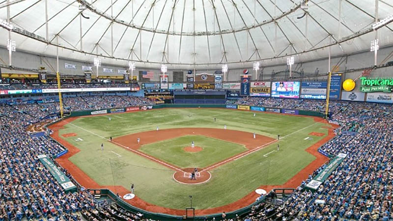 Update On Tropicana Field Hosting WWE Royal Rumble 2021 With Fans 1