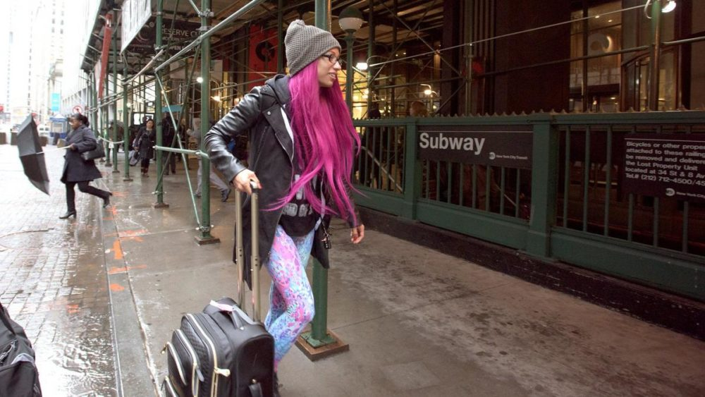 Sasha Banks Travel