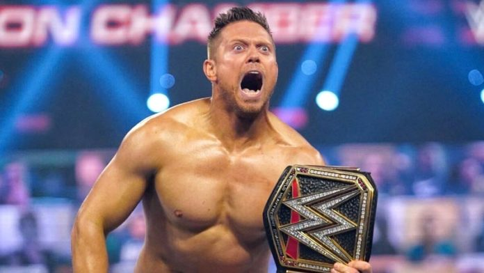 Spoiler On The Miz Dropping WWE Title Sooner Than Expected 1