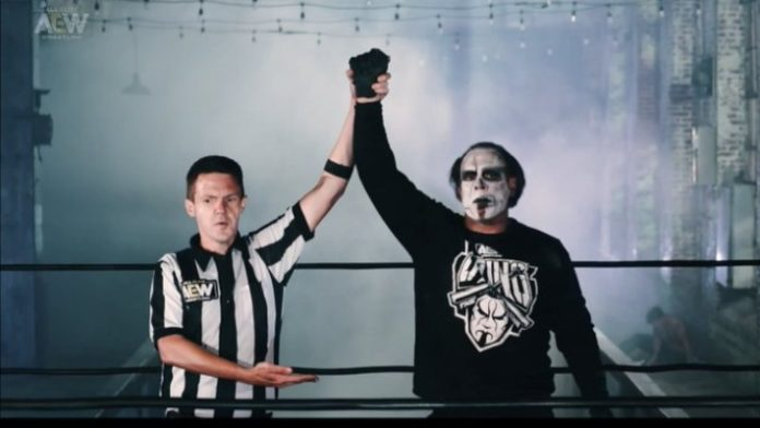 Sting Wins His First Match Since 2015 At AEW Revolution