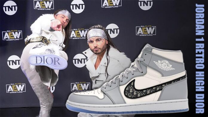 Questionable Authenticity: The Young Bucks' Dior x Nike Air Jordan 1's